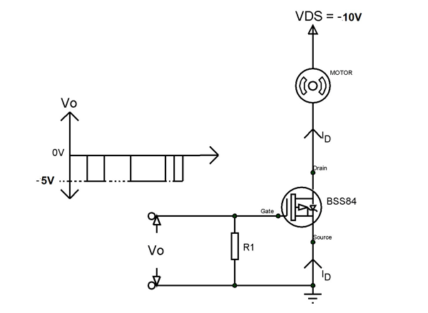 BSS84 P-Channel MOSFET Pinout, Equivalent & Datasheet