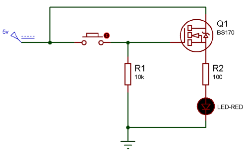 N-channel MOSFET Pinout, Specifications