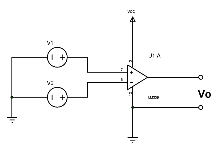 LM339 Voltage Comparator Pinout, Features, Circuit & Datasheet