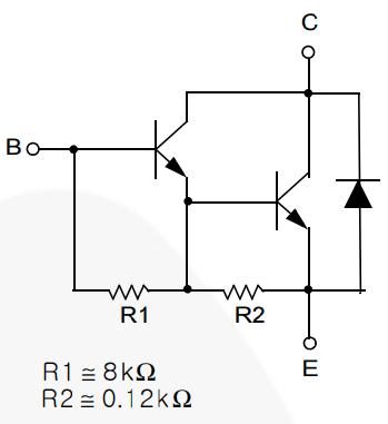 TIP122 – Darlington NPN Transistor