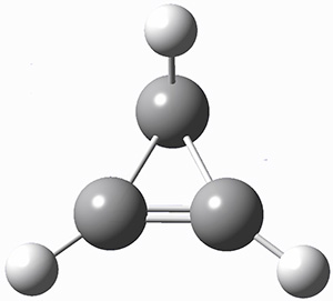 Computational Organic Chemistry  Is the cyclopropenyl anion antiaromatic