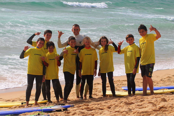 Surf Camp Carvalhal