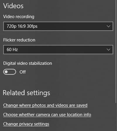 aplikasi camera bawaan windows 10
