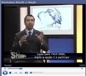 """""""Precisamos discutir a relação"""" - com a participação Roberto Banaco. 5"""