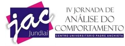 IV Jornada de Análise do Comportamento de Jundiaí 5