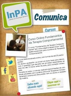 Curso Online de Fundamentos em Terapia Comportamental - Turma II 5