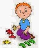 Autismo: A restrição comportamental e as estereotipias 5