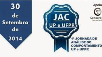 I Jornada de Análise do Comportamento da UP e UFPR - Curitiba/PR 19
