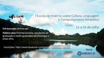 I Escola de Inverno sobre Cultura, Linguagem e Comportamento Simbólico 18