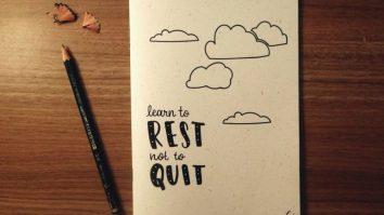 Aprenda a descansar... 25