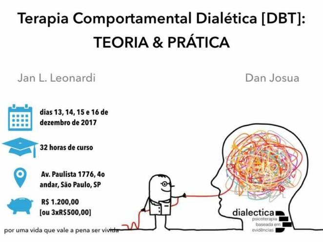 Nova edição do curso de DBT - Teoria e Prática em São Paulo 5