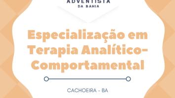 Especialização em Terapia Analítico-Comportamental 19