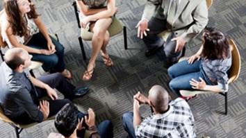 Grupos avançados de habilidades ou grupo de graduandos da DBT 15