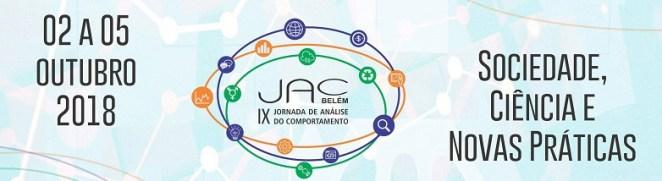 IX JAC Belém - Sociedade, Ciência e Novas Práticas 9