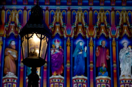 The light of the spirit