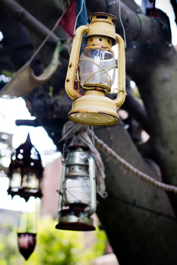 Tree lanterns