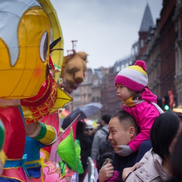 Chinese New Year - London 2017