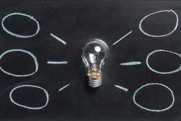 Ampoule creativité