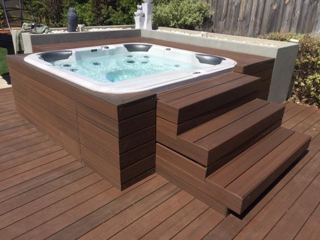 Ellenbrook composite decking perth for Composite decking brands