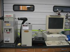 Photo of Dynamic Mechanical Thermal Analyzer