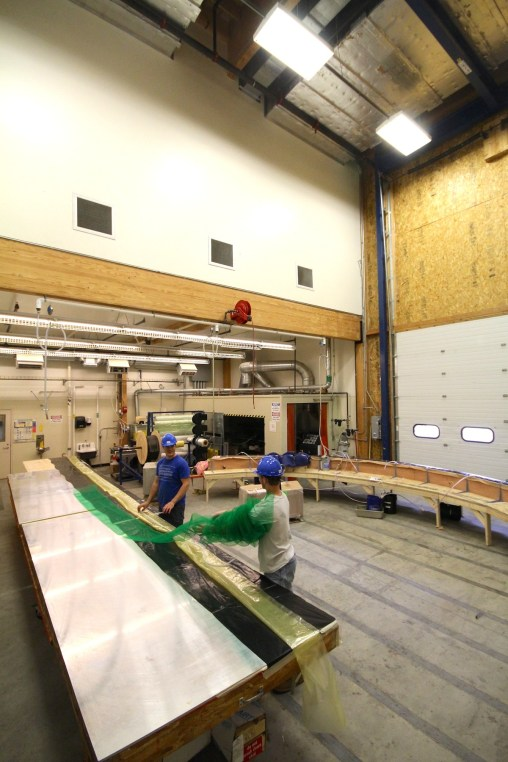 Kenway Composite Materials Lab