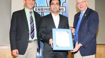 Sunil Bhandari Graduate Research Award 2017