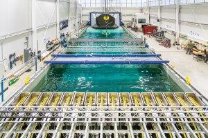 Photo of the W2 Ocean Engineering Lab