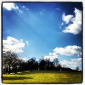 Hampstead Heath in Spring