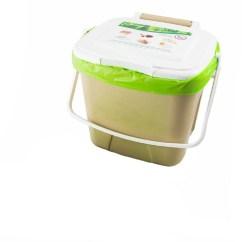 Kitchen Caddy Wooden Playsets Compost A Pak Food Scraps Bin