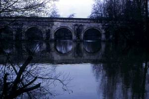 Pilgrimage Road Bridge at Fontenay
