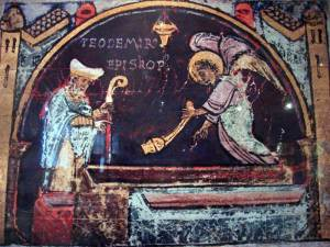 Bishop Theodemir and the Invention of the Relics of Saint James