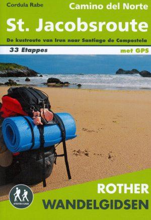 St. Jacobsroute - Camino del Norte - De kustroute van Irún naar Santiago de Compostela