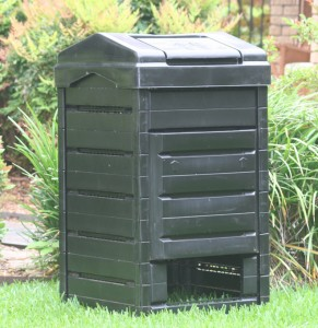 garden gourmet compost bin
