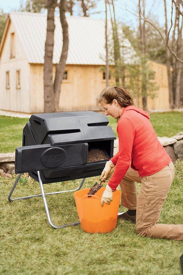 gardeners compost tumbler