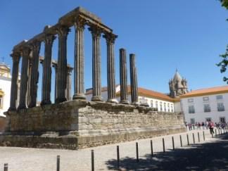 Roman Palace, Evora (1st century, AD)