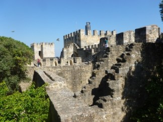 Castelo S Jorge, Lisbon
