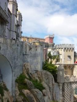 Palicio de Pena, Sintra