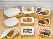 Vegware PLA Gourmet Range Lids