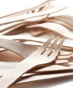 Leafware LLC 100% Birchwood Utensils