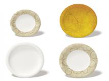 International Paper Plates