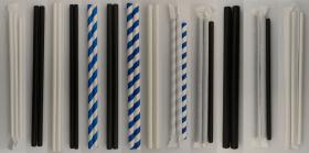 Zegen Trading 100% Paper Straws