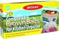 Ralston-Biosak BIOSAK Bag