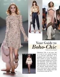 Fashion: Your Guide to Boho-Chic  Composure Magazine