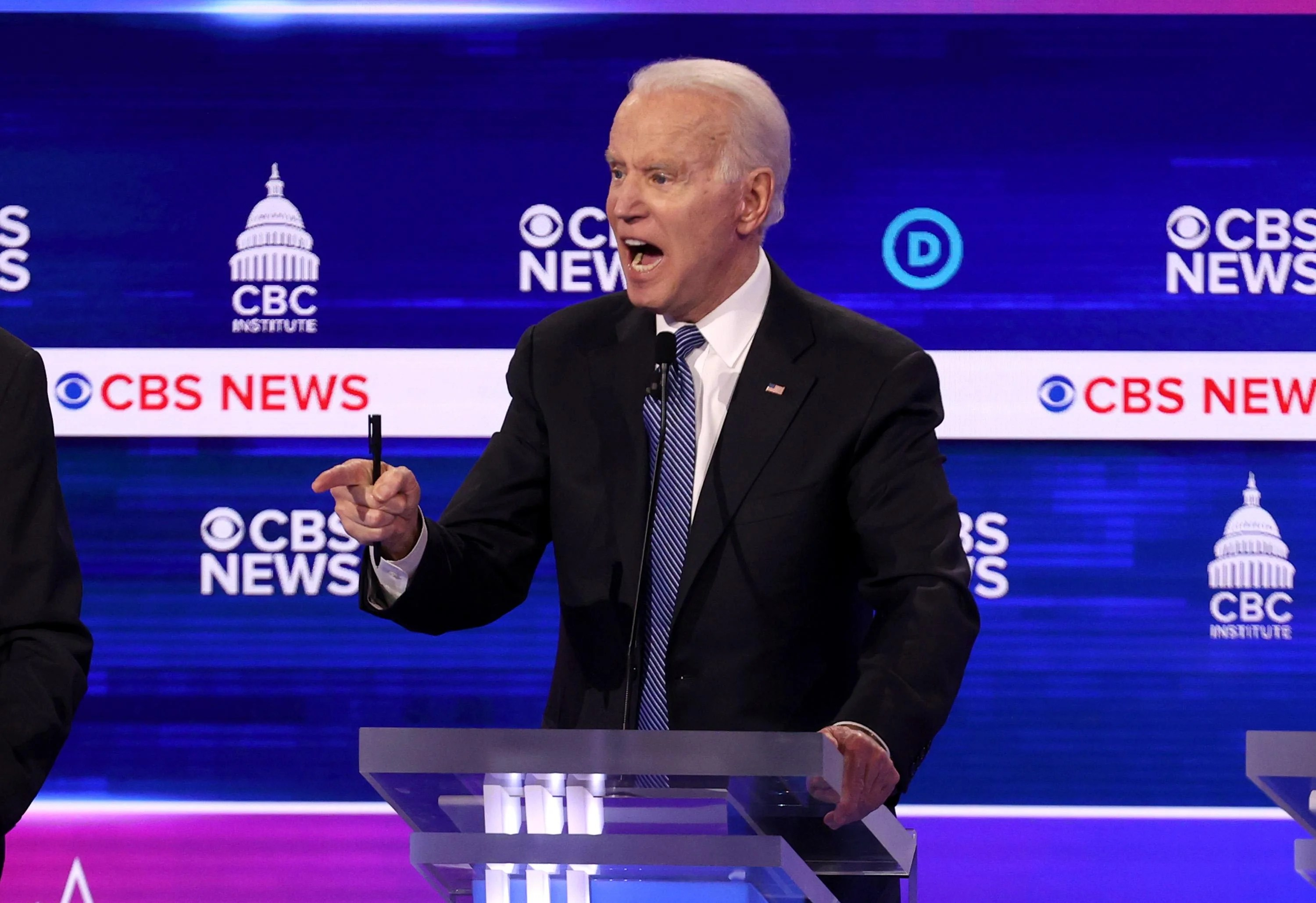 Joe Biden Campaign Walks Back False Nelson Mandela Story