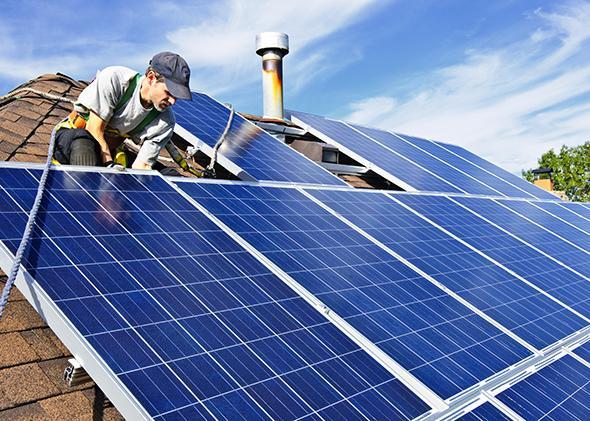 u s solar industry