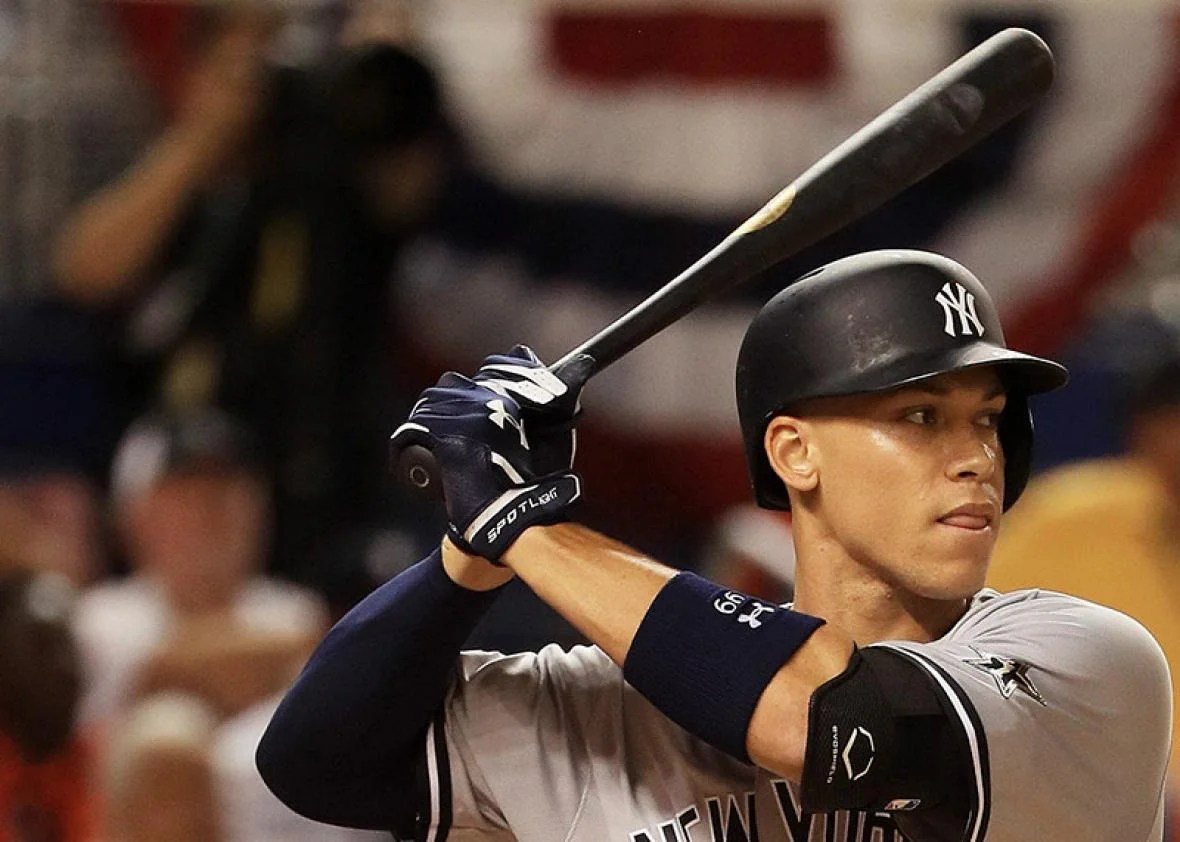 aaron judge could be
