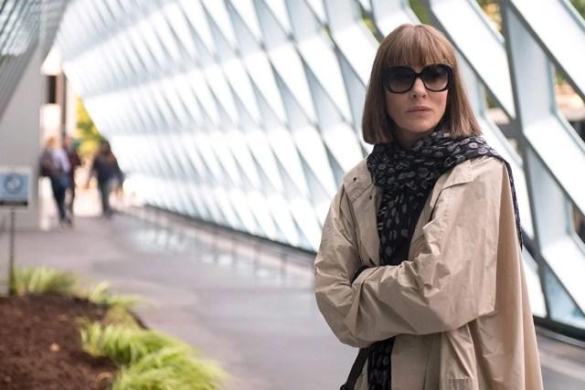 Cate Blanchett en Where'd you go, Bernadette