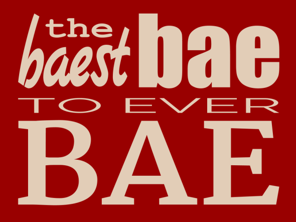 that s so bae