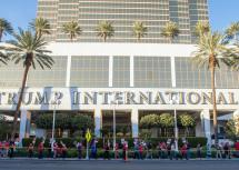 Donald Trump' Vegas Hotel Finally Ended Fight