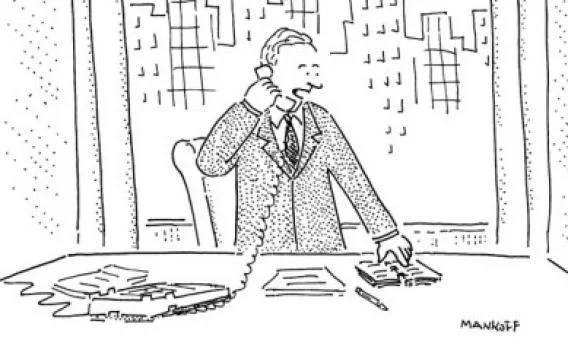 New Yorker cartoons explained by editor Bob Mankoff: watch